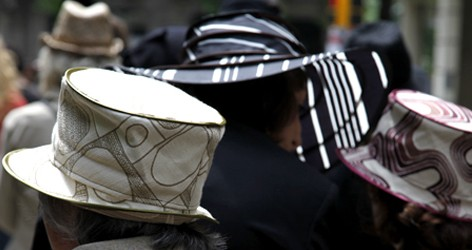 """""""Passejada amb barret"""" per clausurar la III Setmana del barret de Gratacós"""