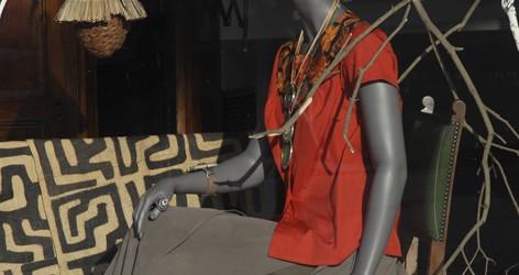 Moda ética diseñada y producida en África