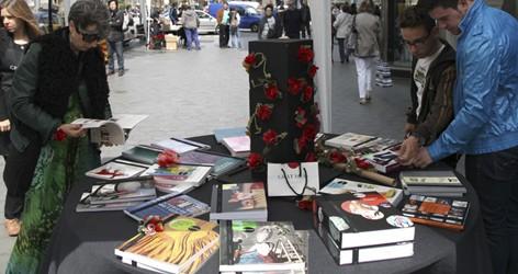 Roses+llibres=Sant Jordi?