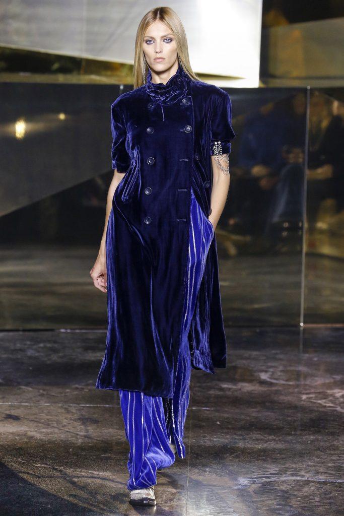 H&M vestido azul - gratacos