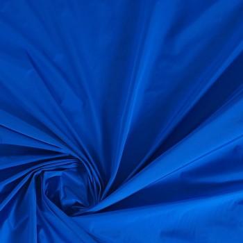 Blue picasso tafetan