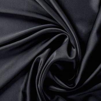 Estefania crep satÉn negro