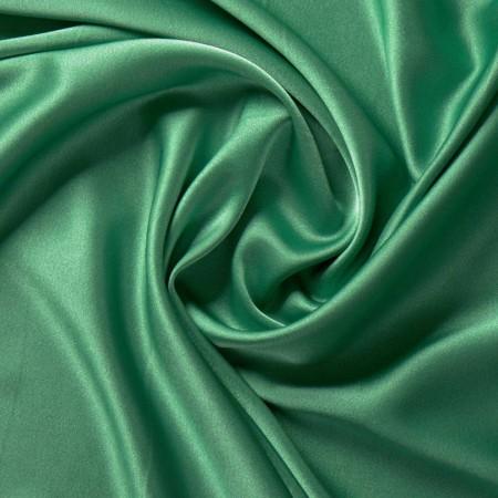 Emerald green estefania crep satÉn