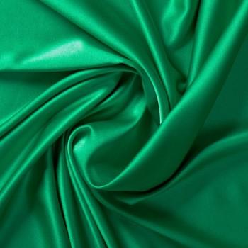 Estefania crep satÉn verde