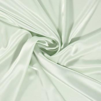 Estefania crep satÉn verde agua