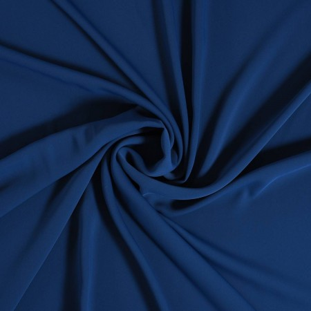 Blue turquoise birds crep