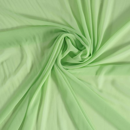 Danubio  georgette verde