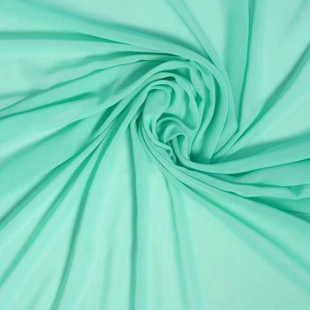 Ligth green danubio  georgette