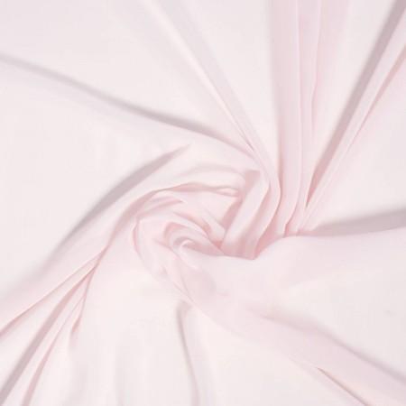 Light pink danubio  georgette