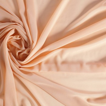 Danubio  georgette rosa salmon
