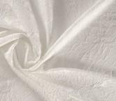 Jacquard flor = 95258 blanco