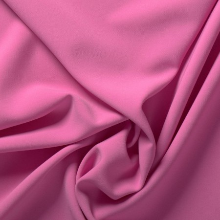 Pink ebro doble crepe stretch