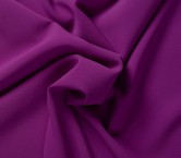 Ebro doble crepe stretch morado