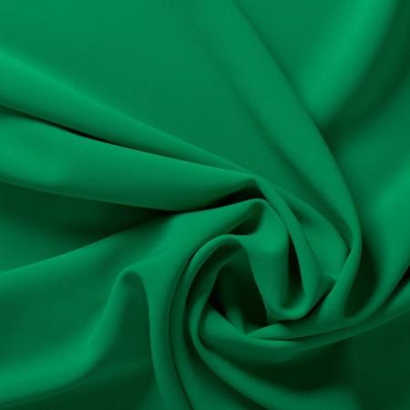 Green ebro doble crepe stretch