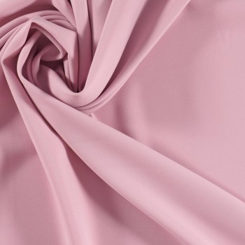 Old pink ebro doble crepe stretch