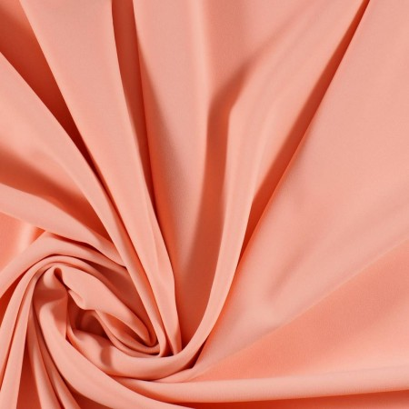 Salmon ebro doble crepe stretch