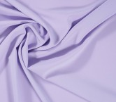 Lavender blue ebro doble crepe stretch