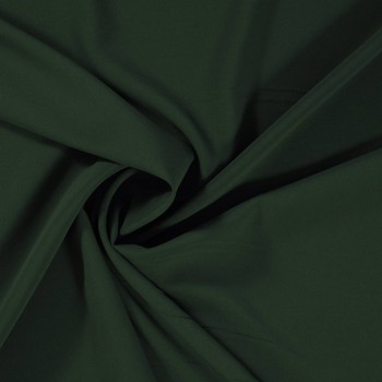 Green leaf ebro doble crepe stretch