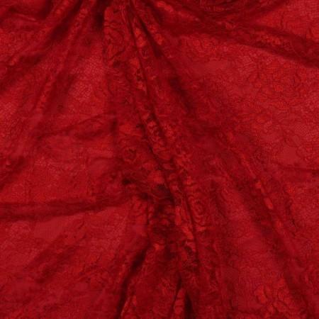 Red dentelle cabaret