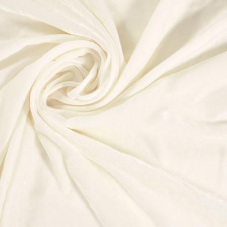 White liso velvet