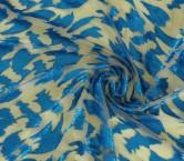 Paillette azul