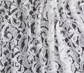 Beige rebrode lace