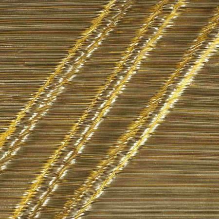 Gold plisado lame
