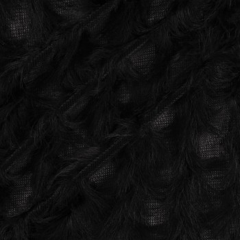 Fringes negro