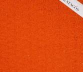 Micro lentejuela irregular naranja