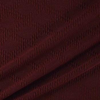 Garnet jacquard de lana con di