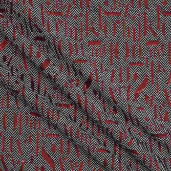 Red espiga con geometrÍa lamÉ