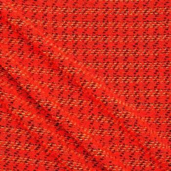 Red tweed con hilatura gruesa