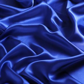 Blue versalles satÉn