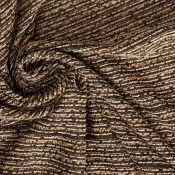 Ochre tweed