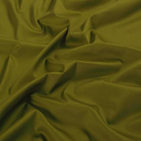Green raso algodÓn stretch dallas