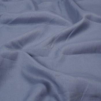 Senegal lino azul jeans