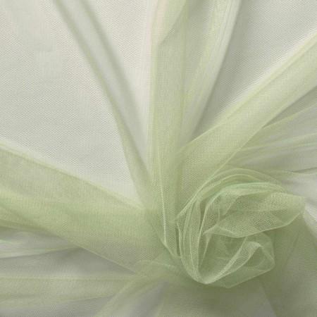 Tul salome verde