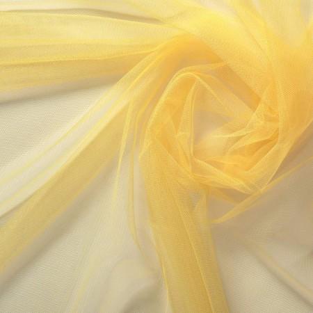 Yellow tul salome