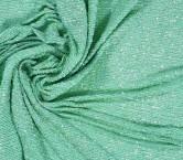 Ligth green edge mini sequins