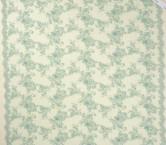 Mint green fantasia bordada