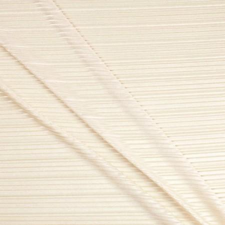 Plisado rainbow foil beige