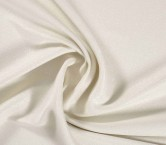 Jacquard metal blanco perla