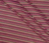 Jacquard rayas rosa