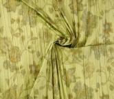 Green 106 estampada plisada