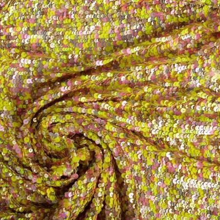 Paillette amarillo Ácido