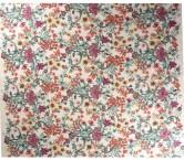 Multicolor bordado multiflor