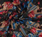 Multitecnica bordado fuxia