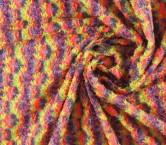 Jacquard pelos lame = 95327 lila amarillo