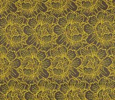 Jacquard flor amarillo