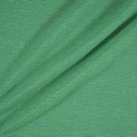 Jacquard lana verde